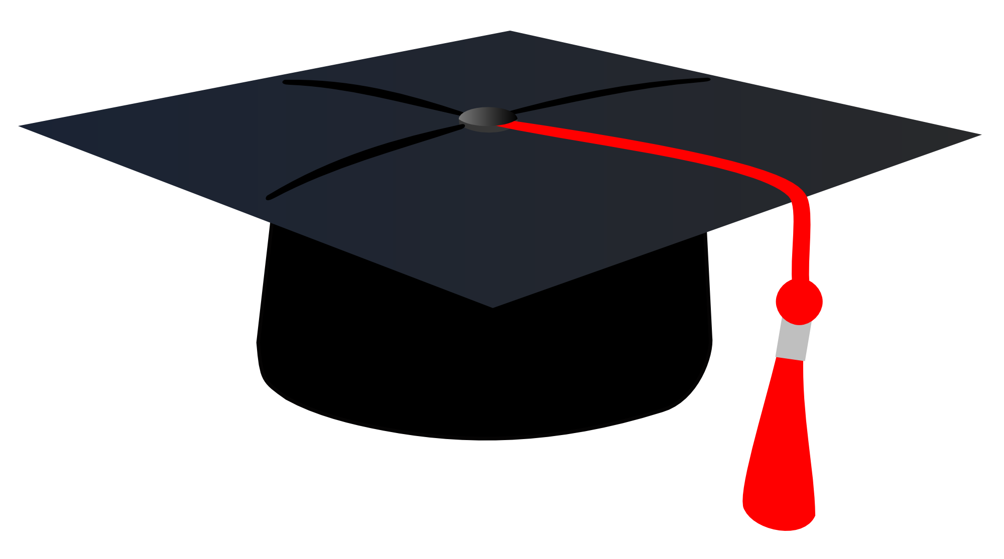 Pin by next on. Student clipart cap