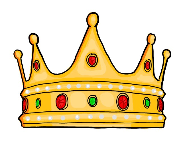 collection of king. Crown clipart king's