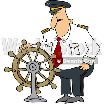 Cap clipart ship captain. S area clipground clip