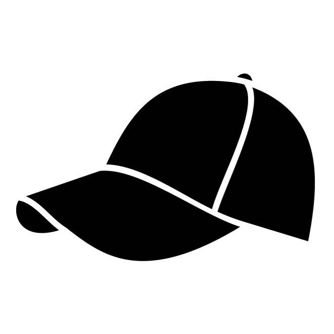 Hat at getdrawings com. Cap clipart silhouette