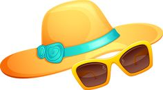 free awesome clip. Cap clipart summer