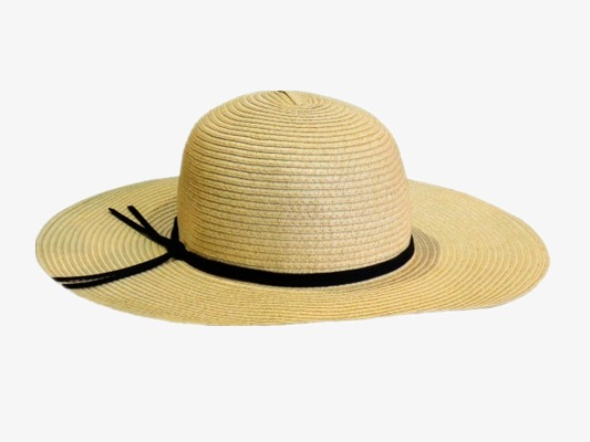 Visor decorative straw png. Cap clipart sun hat