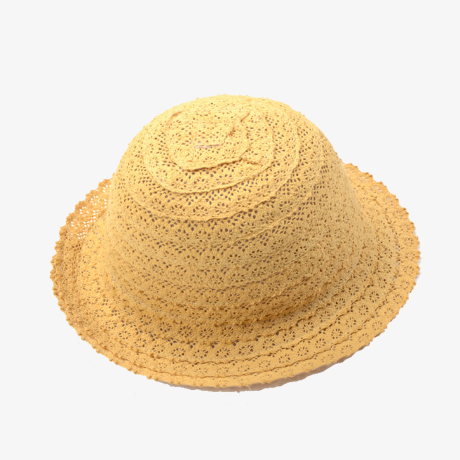 Cap clipart sun hat. Yellow knit product kind