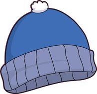 Free clothing clip art. Winter clipart hat