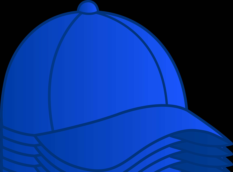 Cap clipart. Baseball hat panda free