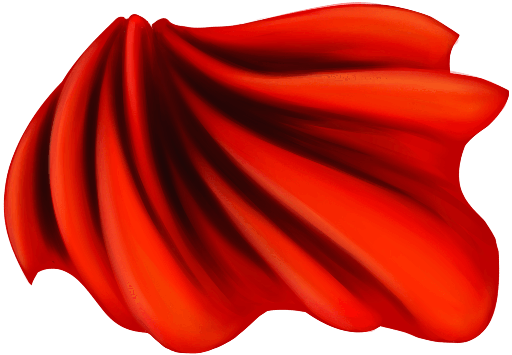 Cape clipart transparent. Red png stickpng