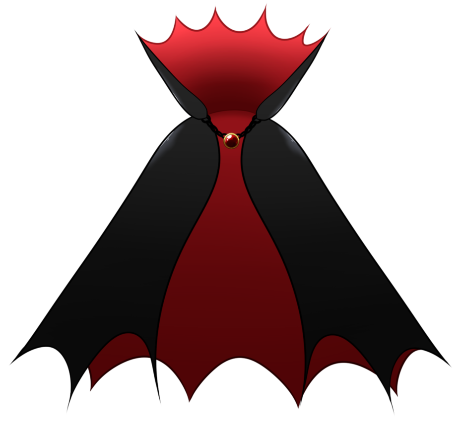 Lips clipart vampire. Cape by stellarcomet on