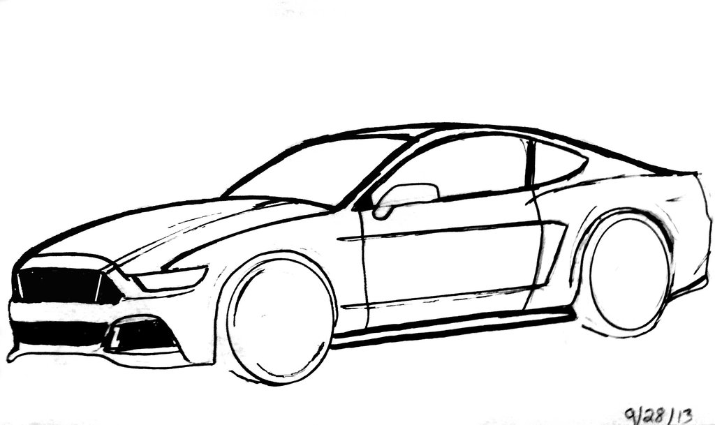 Car free download best. Clipart cars 2015 mustang
