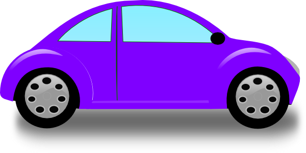 Purple clip art at. Beetle clipart cartoon