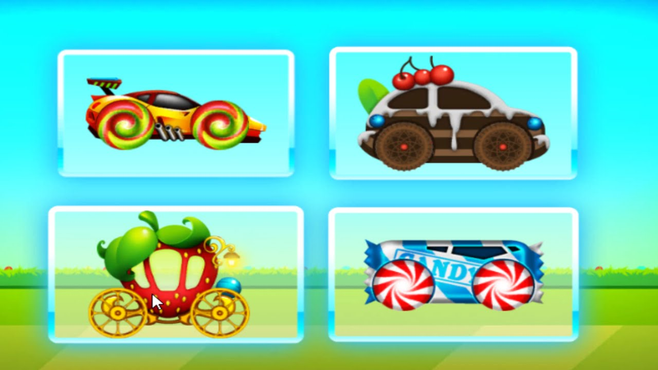 Clipart cars candy. Paydoh car racing game