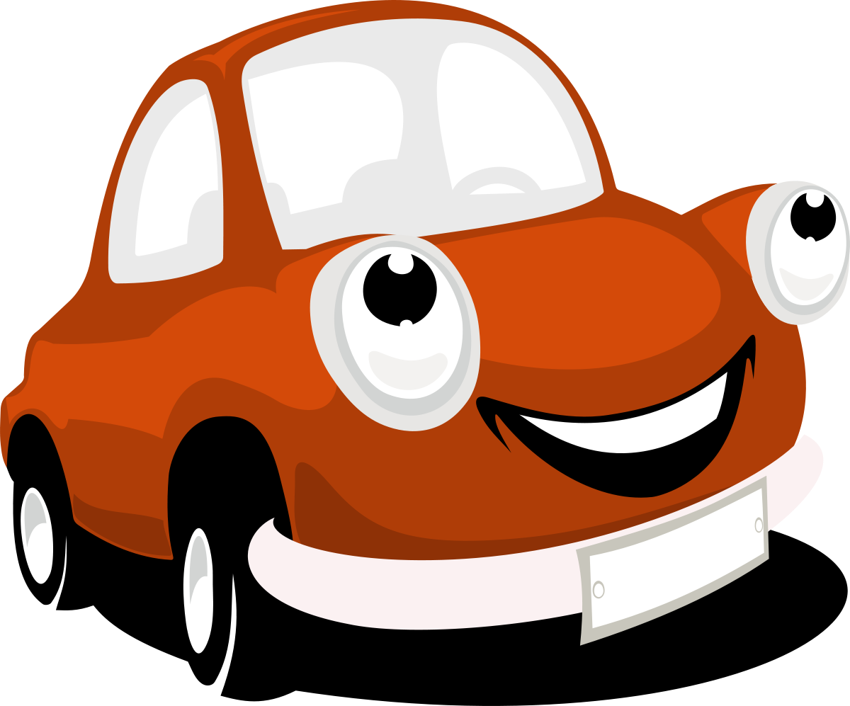 . Clipart car cartoon