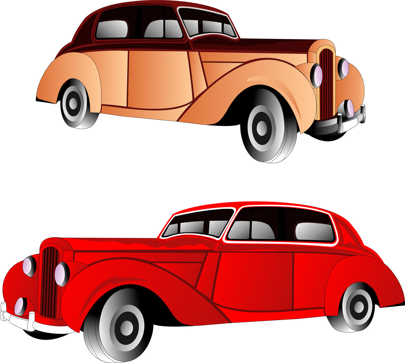 Cars clipart classic. Free car cliparts download