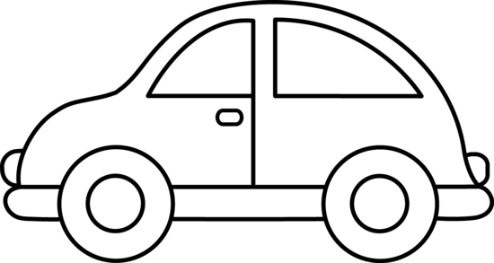 Clipart cars easy. Drawing car free download
