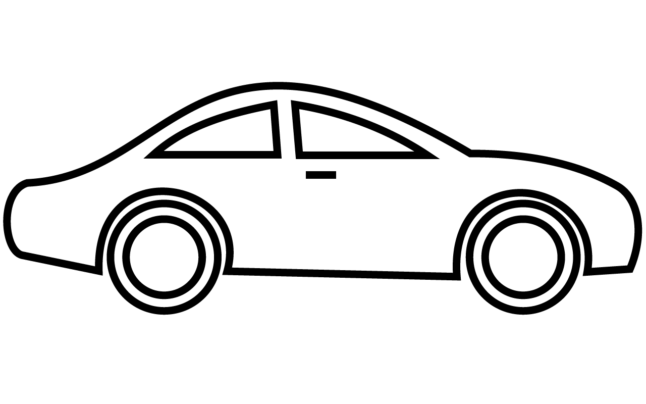 collection of black. Clipart car painting