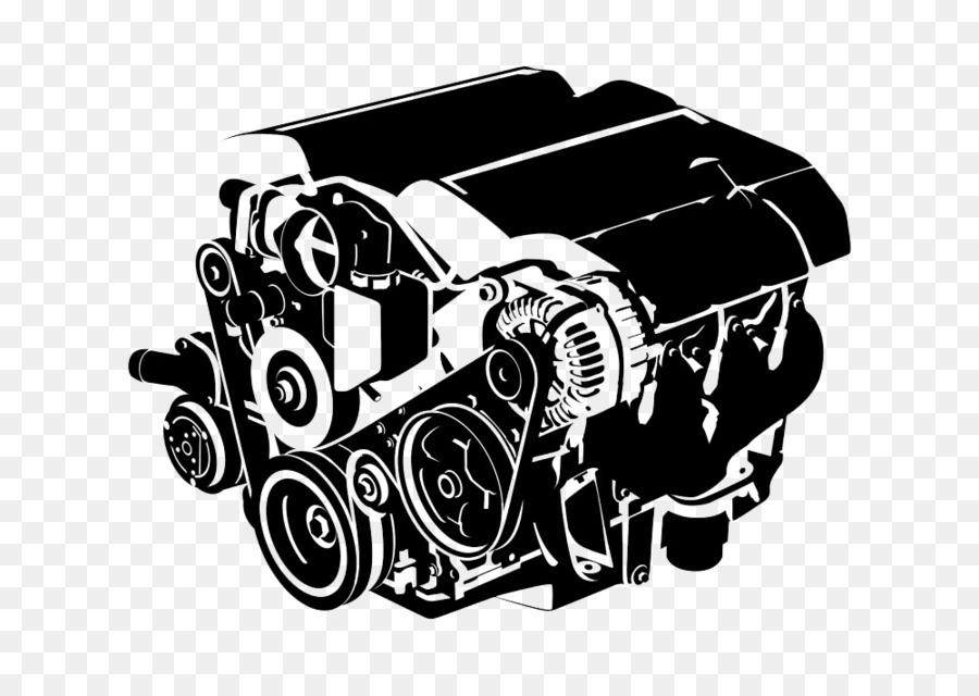 Engine clipart transparent. Car free content clip