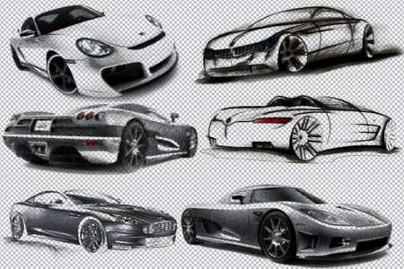 Drawn free download. Cars clipart psd