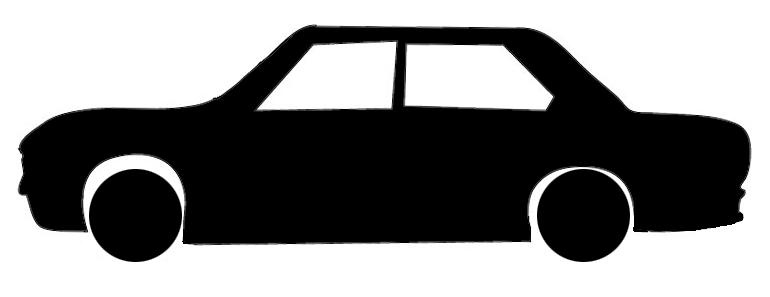 Car clipart shadow. Black clipartuse and white