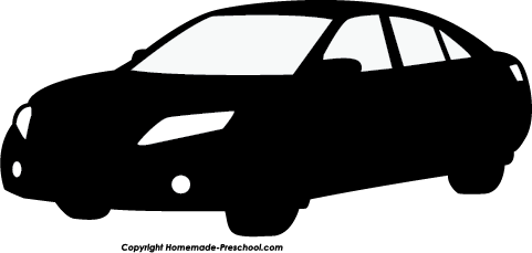 Of at getdrawings com. Car clipart silhouette