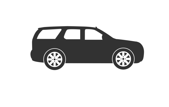 Silhouette assignment pinterest. Cars clipart suv