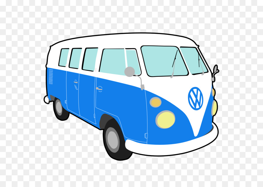 Volkswagen type beetle car. Cars clipart transporter