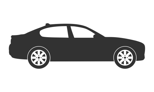 Silhouettes by jim ceasar. Car icon png