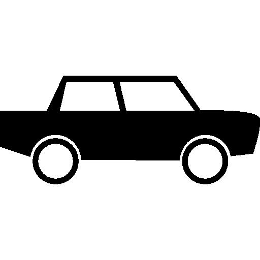Sedan free transport icons. Car vector png
