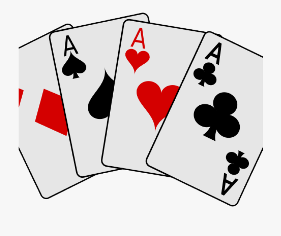 Card clipart. Cards playing play free