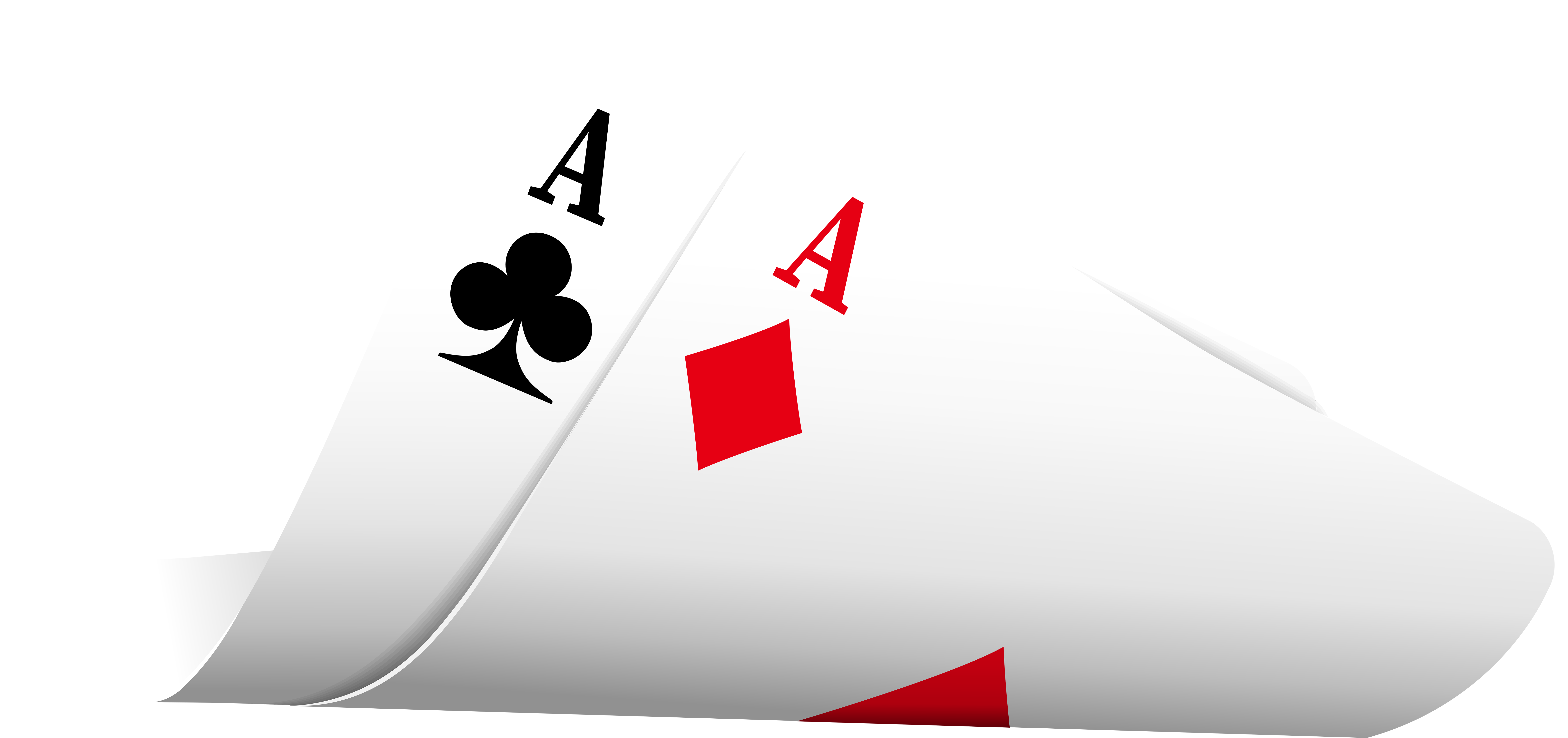 Aces cards png clip. Game clipart card