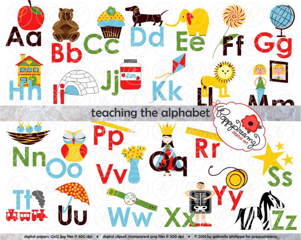 Teaching the digital flashcards. Alphabet clipart english alphabet