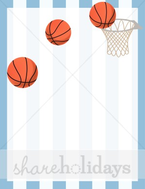 Background party backgrounds. Cards clipart basketball