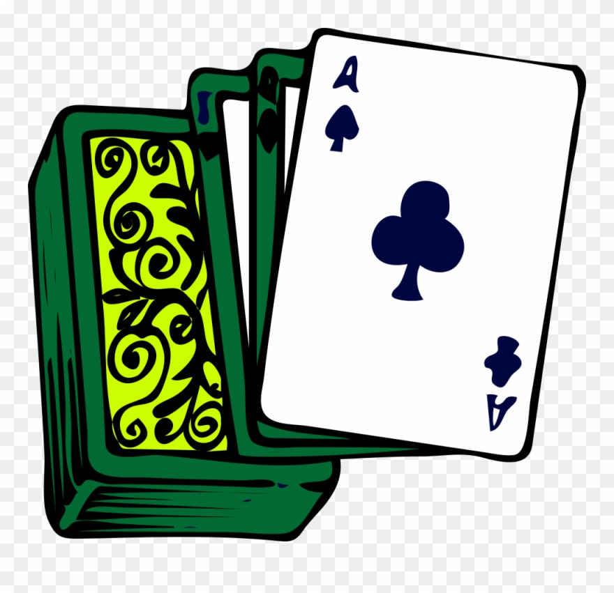 Of clip art png. Cards clipart deck