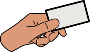 card clipart drawing