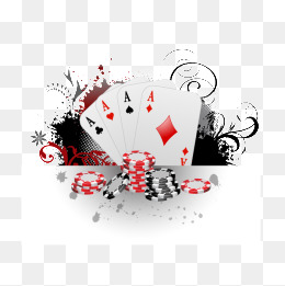 Card clipart gamble. Playing cards png vectors