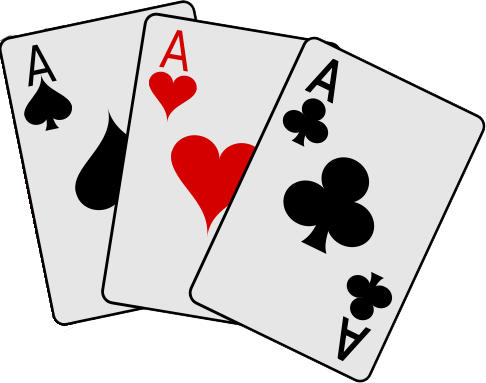Largest collection of free. Card clipart gamble