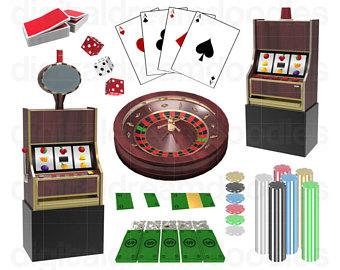 Casino clipart casino las vegas. Roulette clip art etsy