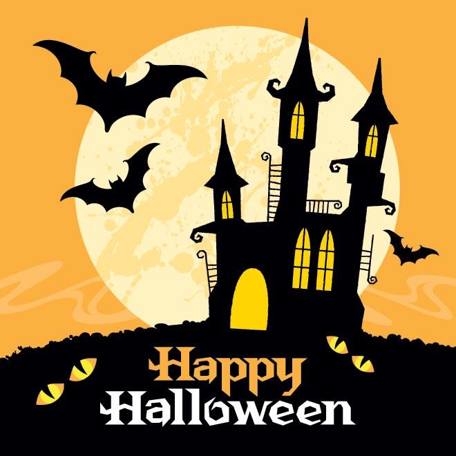 best greeting ideas. Card clipart halloween