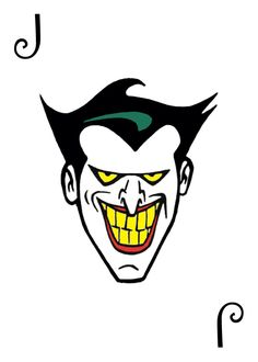 Cards clipart joker. Playing card batman batcave