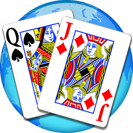 Cards clipart pinochle. Online offline by dmitry