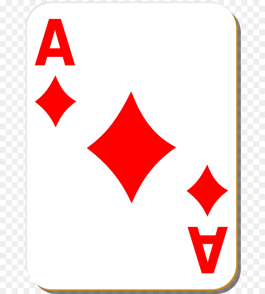 Ace of spades hearts. Card clipart playing