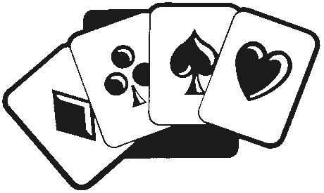Download. Card clipart poker