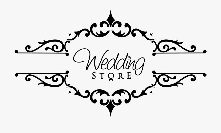 Wedding invitation logos png. Card clipart sadi