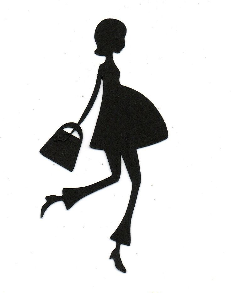 Card clipart silhouette.  best silhouettes baby