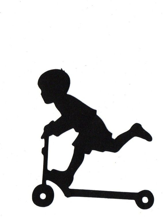 Card clipart silhouette.  best images on