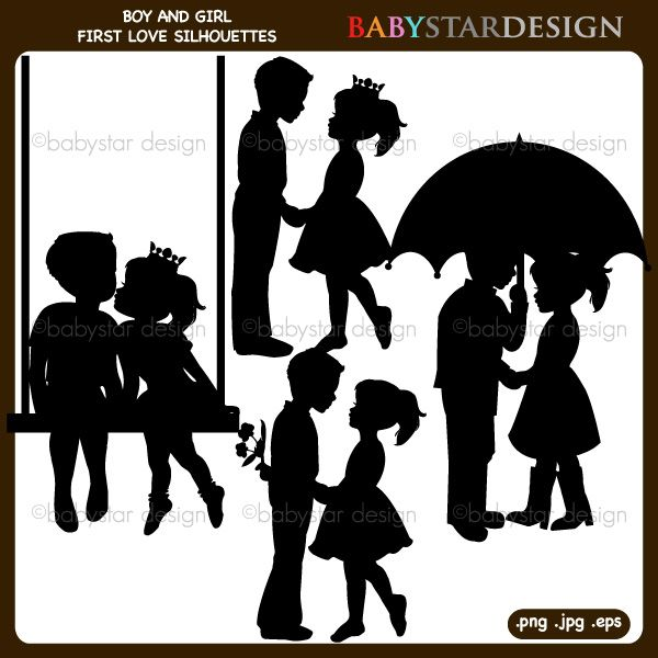Card clipart silhouette.  best silhouettes images