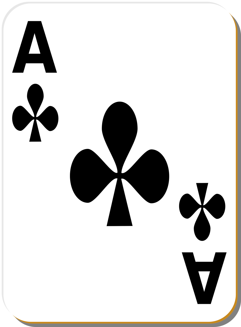 collection of playing. Cards clipart transparent background