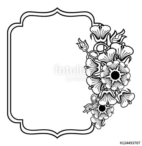 Wedding card white designs. Cards clipart flower