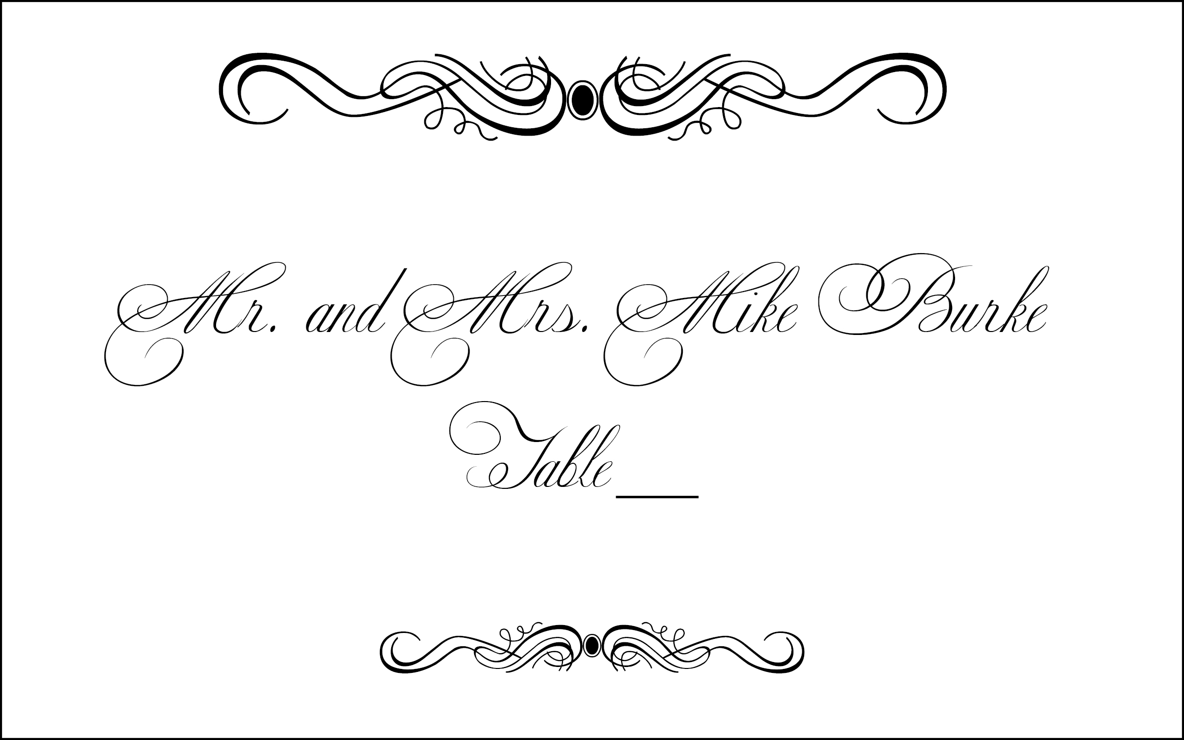 Card clipart wedding. Place