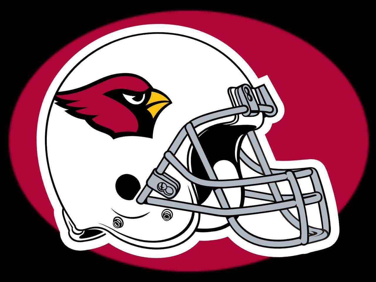 Cardinal clipart az cardinals. Arizona helmet and logo