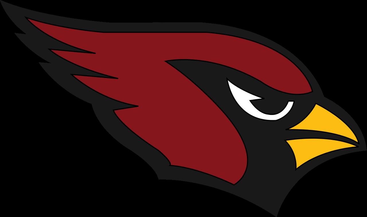 Cardinal clipart az cardinals. Arizona logo transparent png