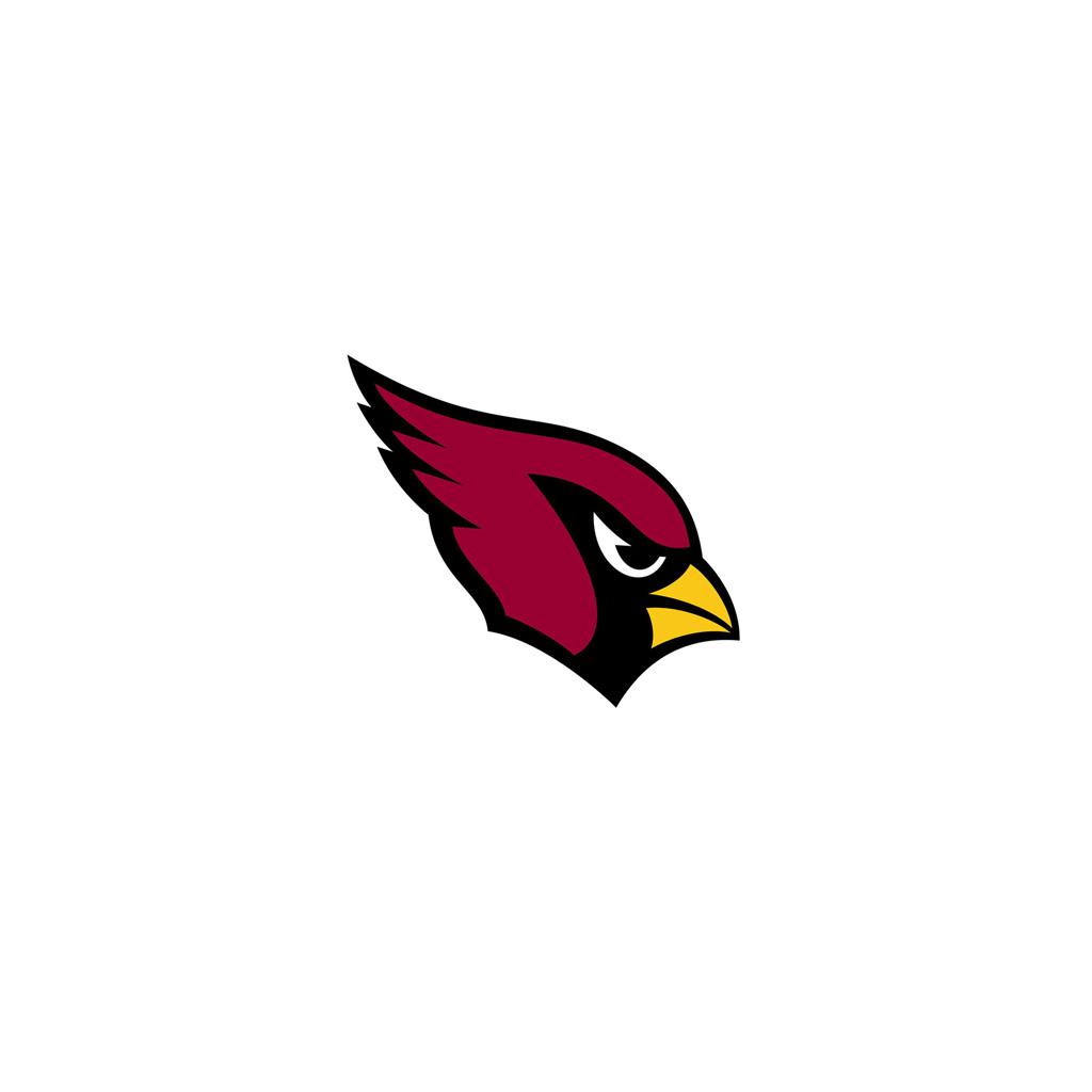 Arizona white words ipad. Cardinal clipart az cardinals